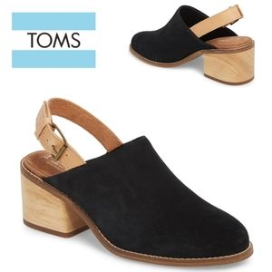 TOMS Leila Slingback Mule